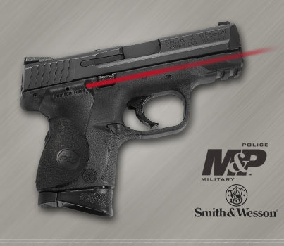 Crimson Trace LASER GRIP S&W M&P COMPACT