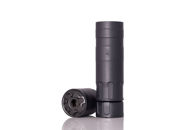 Rugged Suppressors Micro30 30 Caliber | 7.62mm NFA - Silencer - Item #: RGMIC01762 / MFG Model #: MIC01762 / UPC: 859383006556 - MICRO30 7.62 SILENCER BLACK