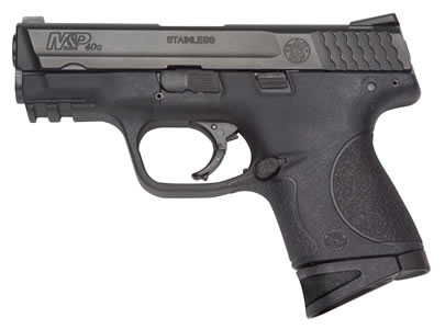 Smith and Wesson M&P40C 40 S&W