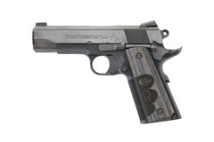 TALO EXCLUSIVE Colt Wiley Clapp Commander 9mm  Item #: COO4842WC / MFG Model #: O4842WC / UPC: 098289111340 WILEY CLAPP COMMANDER 9MM BL