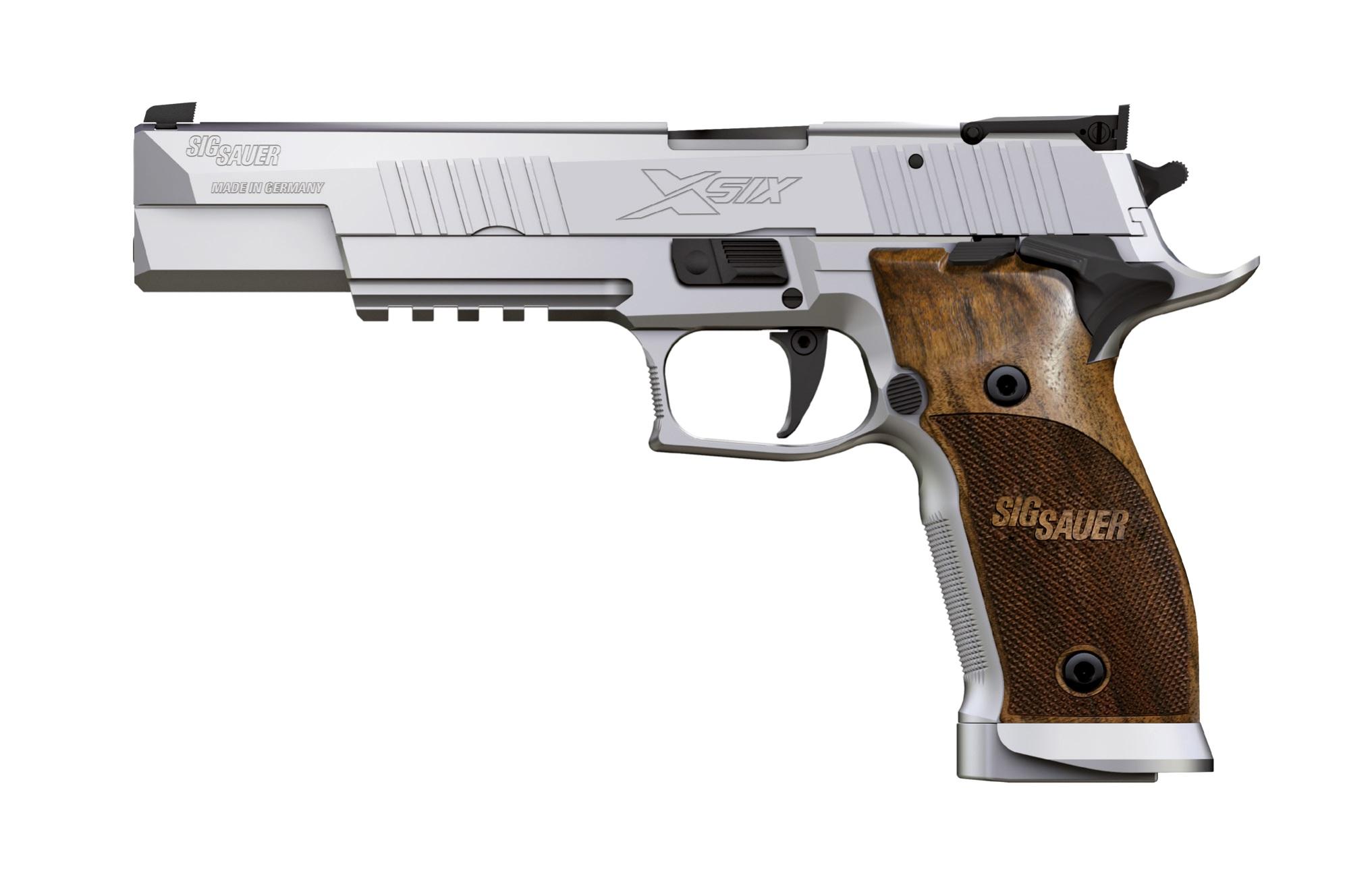Sig Sauer Germany P220 X-SIX II CLASSIC 9MM