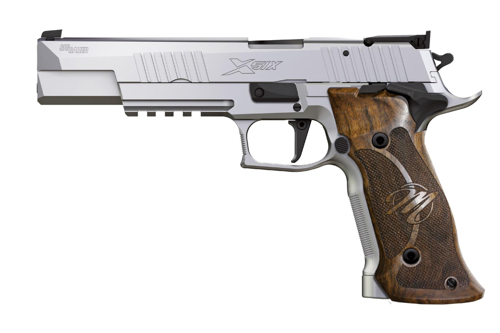 Sig Sauer Germany P220 X-SIX II PCC 9MM
