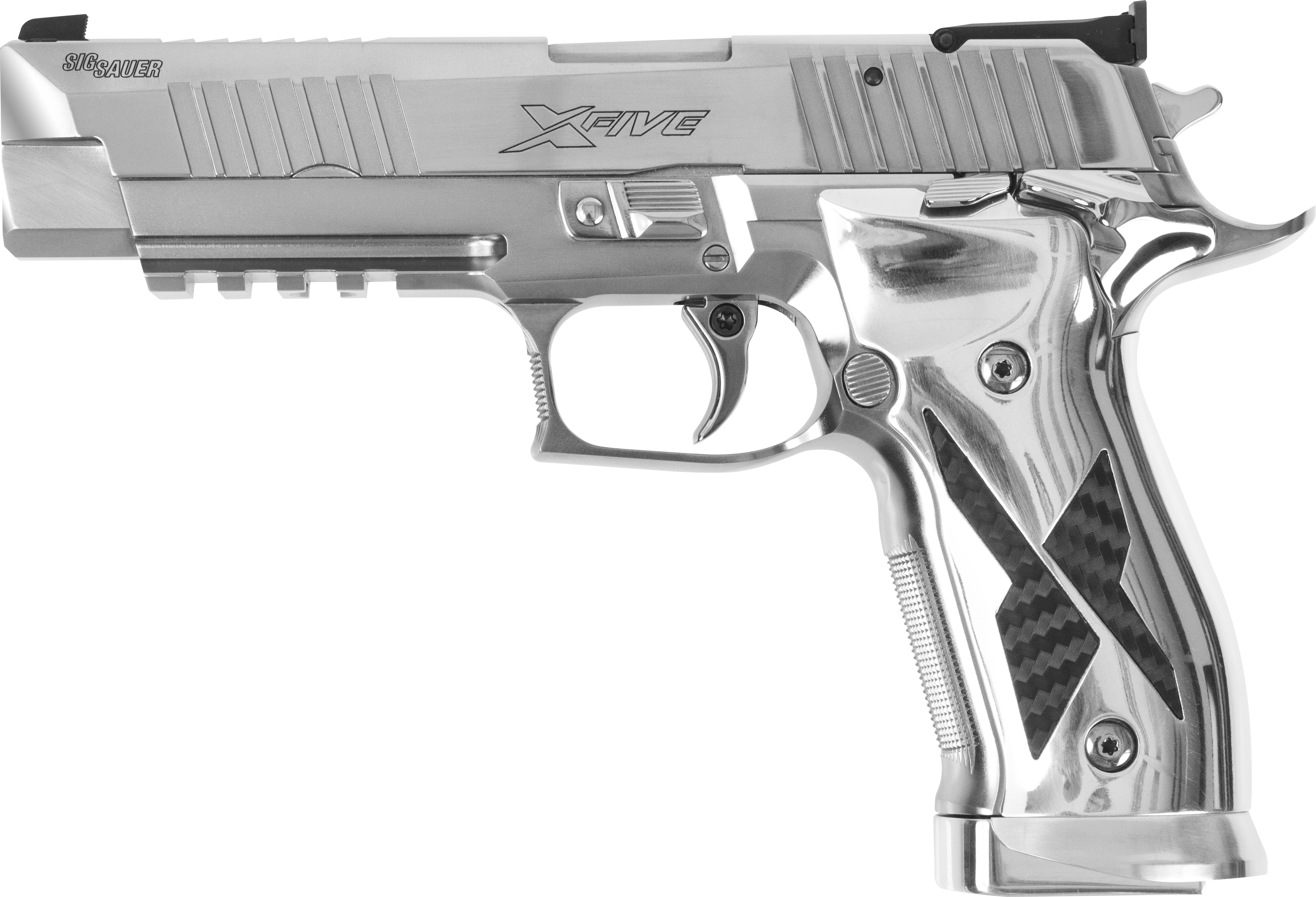 Sig Sauer Germany P226 X-FIVE BLACK & WHITE 9MM