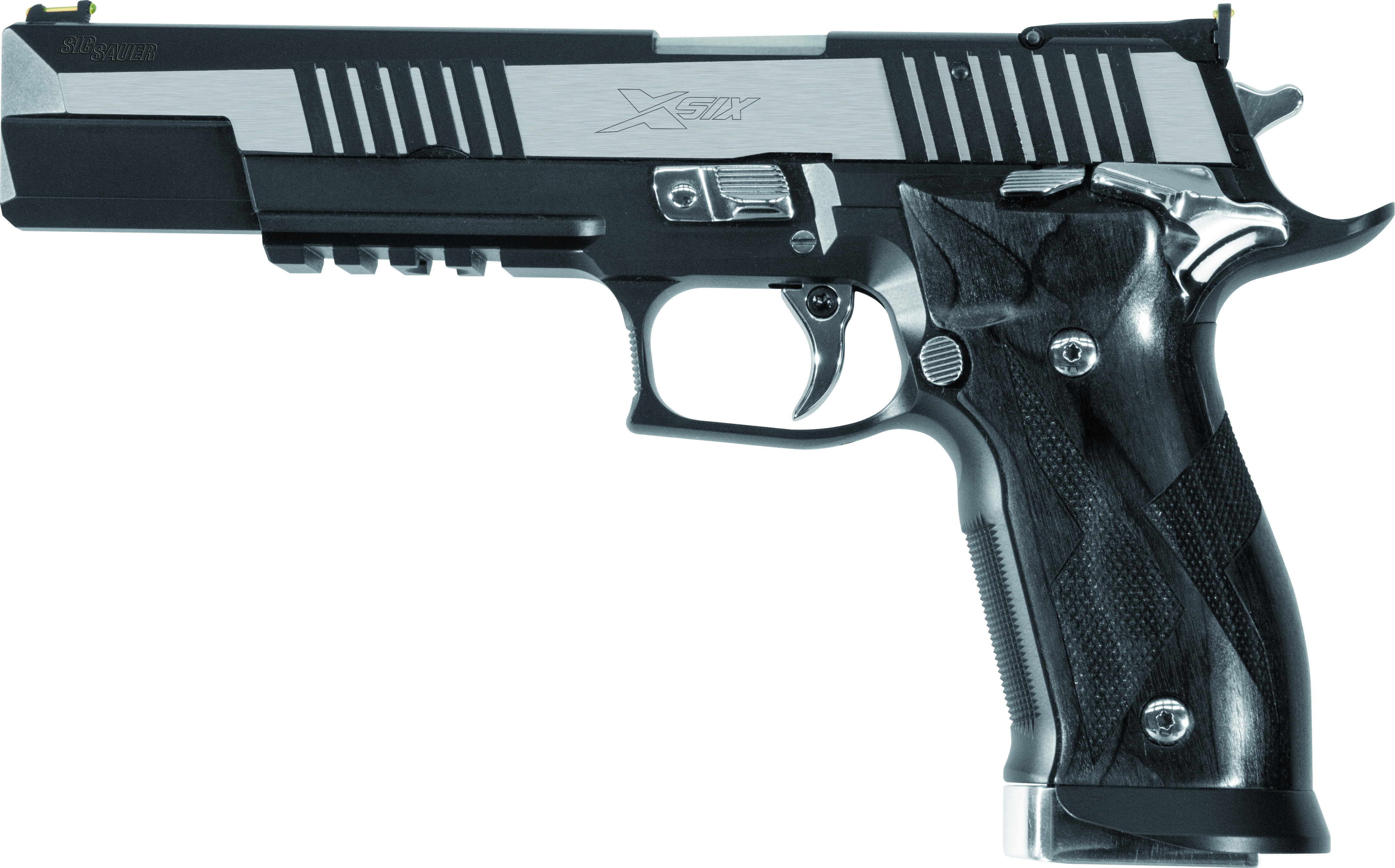 Sig Sauer Germany P226 X-SIX BLACK & WHITE 9MM