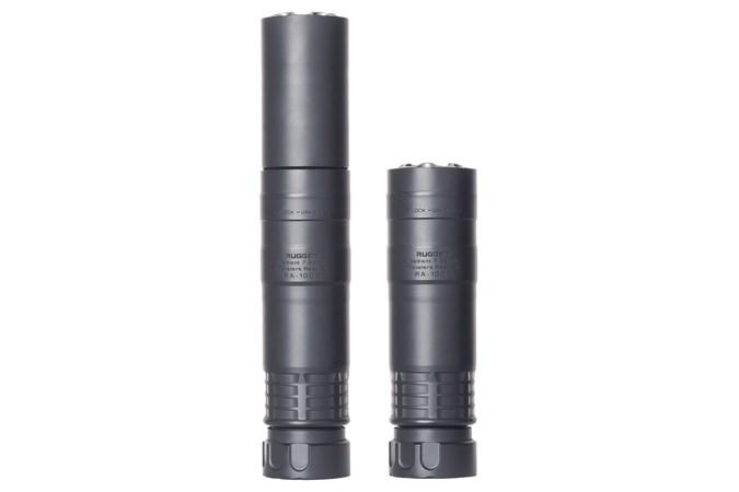 Rugged Suppressors Radiant762 30 Caliber | 7.62mm NFA - Silencer - Item #: RGRAD01762 / MFG Model #: RAD01762 / UPC: 859383006648 - RADIANT762 7.62 SILENCER BLACK