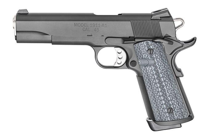 Springfield Armory 1911 Ultimate Carry 45 ACP Semi-Auto Pistol - Item #: SFPC9102UC / MFG Model #: PC9102UC / UPC: 706397910976 - 1911 ULTIMATE CARRY 45ACP CUSTOM SHOP