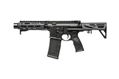 Daniel Defense DDM4 PDW SBR 300 AAC Blackout