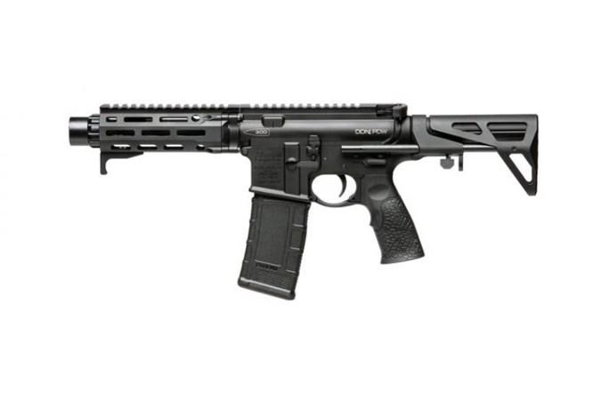 """Daniel Defense DDM4 PDW SBR 300 AAC Blackout NFA - Short Barrel Rifle - Item #: DD0208822220047 / MFG Model #: 02-088-22220-047 / UPC: 818773022187 - DDM4 PDW SBR 300BLK 7"""" BLK 02-088-22220-047"""