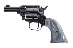 "Heritage Manufacturing Barkeep 22 LR  Item #: HEBK22B2GPRL / MFG Model #: BK22B2GPRL / UPC: 727962704660 BARKEEP 22LR BK 2"" GRAY PEARL GRAY PEARL | 6-SHOT"