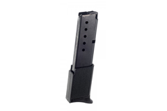 ProMag Ruger LCP Magazine 380 ACP  Item #: PMRUG14 / MFG Model #: RUG 14 / UPC: 708279009013 PROMAG RUGER LCP 380ACP 10RD BLUED STEEL MAGAZINE