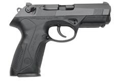 Beretta PX4 Storm 40 S&W  Item #: BEJXF4F21 / MFG Model #: JXF4F21 / UPC: 082442818207 PX4 STORM F 40S&W BL/SY 14+1 3 INTERCHANGEABLE BACKSTRAPS