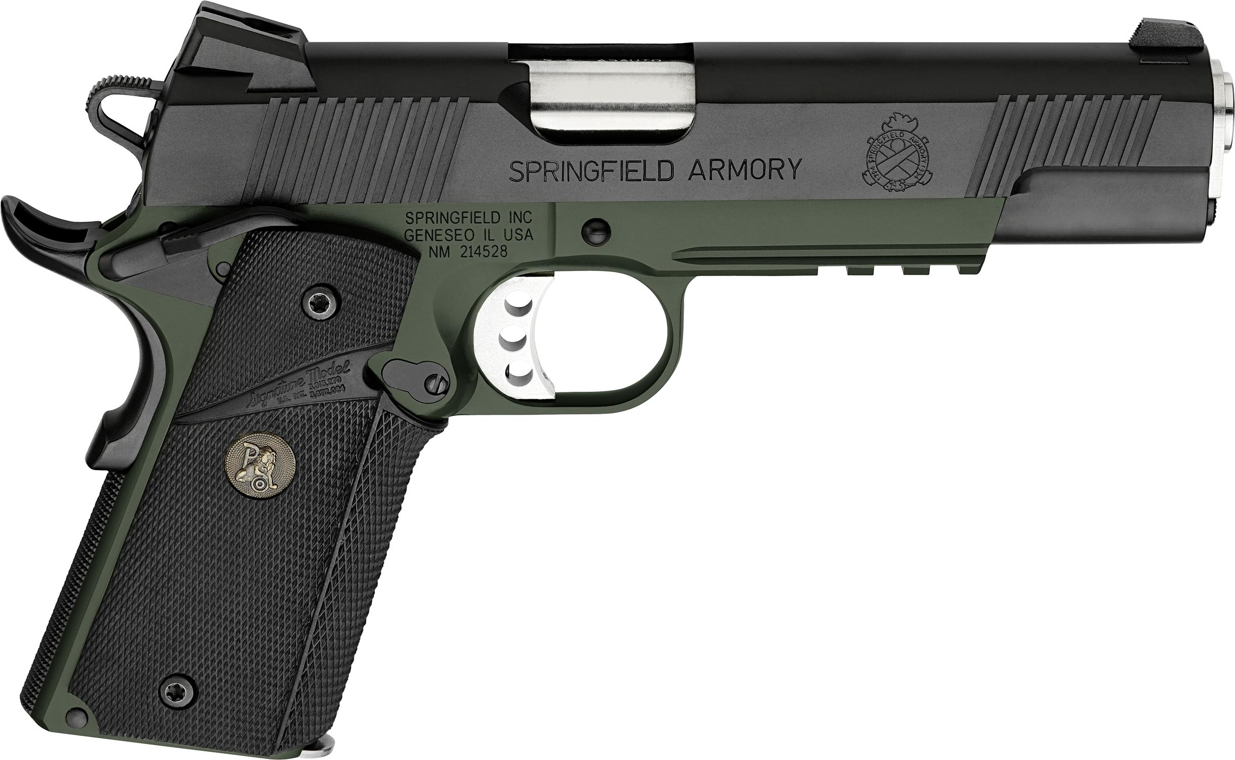 Springfield Armory LOADED OPERATOR MC 45 ACP