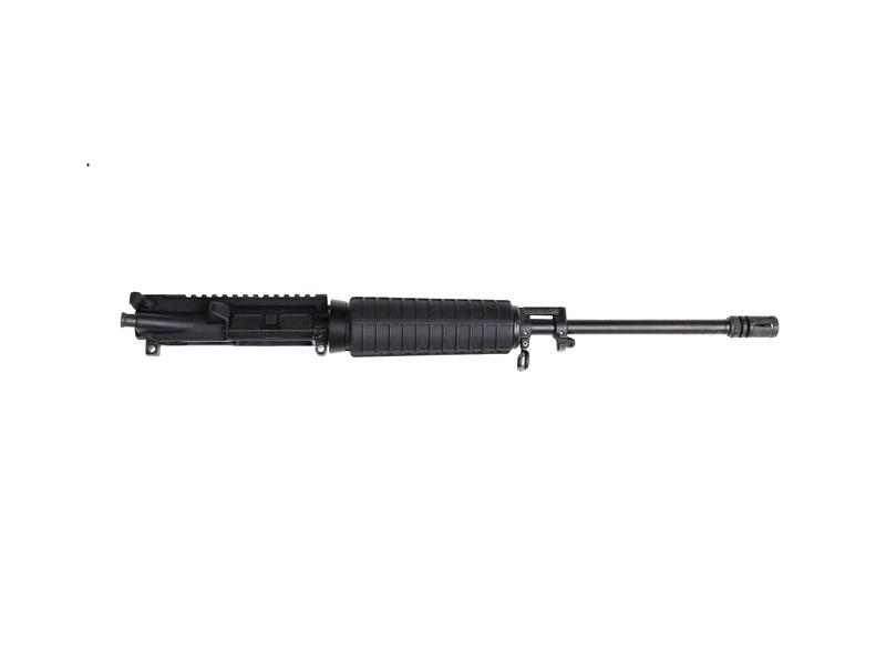 Bushmaster XM-15 QRC UPPER 5.56 X 45MM