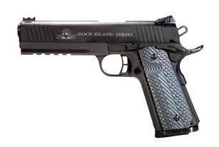 Rock Island Armory M1911-A1 TACTICAL 2011 VZ 45 ACP