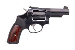 "LIPSEY'S EXCLUSIVE Ruger SP101 357 Magnum | 38 Special  Item #: RUSP-332X / MFG Model #: 15707 / UPC: 736676157075 SP101 357MAG 3"" BLUE ADJ SIGHT 15707|HALF LUG BARREL"