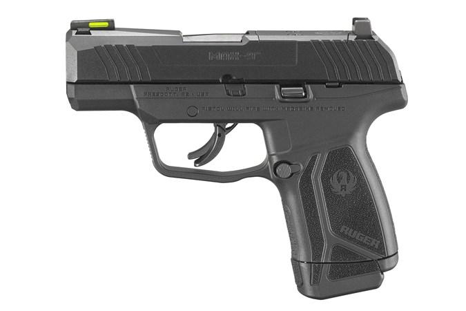 Ruger Max-9 Pro 9mm Semi-Auto Pistol