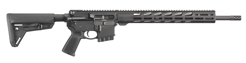 Ruger AR-556 MPR 223 REM   5.56 NATO