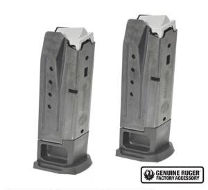 Ruger SECURITY-9 MAGAZINE 2-PACK 9MM