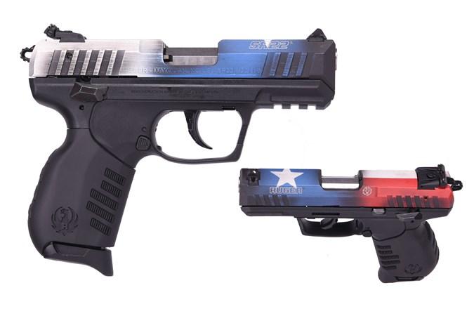 Ruger SR22 22 LR Semi-Auto Pistol
