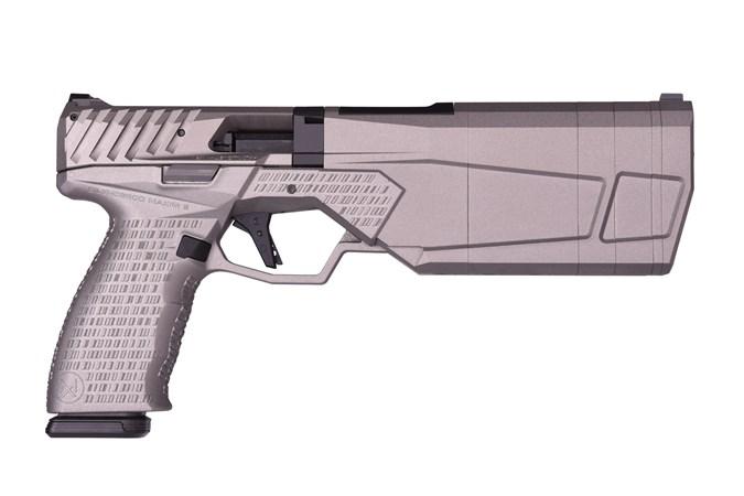 SilencerCo Maxim 9 9mm NFA - Silencer - Item #: SCPB2595 / MFG Model #: PB2595 / UPC: 816413025130 - MAXIM 9 SUPP PIST 9MM GUNMETAL