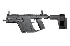 """Kriss USA Vector SDP-SB 10mm  Item #: KRKV10-PSBBL20 / MFG Model #: KV10-PSBBL20 / UPC: 810237024454 VECTOR SDP-SB G2 10MM 5.5"""" BLK"""