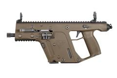 """Kriss USA Vector SDP 10mm  Item #: KRKV10-PFD20 / MFG Model #: KV10-PFD20 / UPC: 810237024324 VECTOR SDP G2 10MM 5.5"""" FDE"""