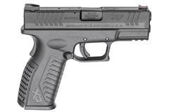 "Springfield Armory XD(M) 9mm  Item #: SFXDM9389BHCE / MFG Model #: XDM9389BHCE / UPC: 706397905231 XDM 9MM BLACK 3.8"" 19+1      #"