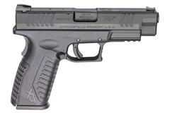 "Springfield Armory XD(M) 45 ACP  Item #: SFXDM94545BE / MFG Model #: XDM94545BE / UPC: 706397905293 XDM 45ACP BLACK 4.5"" 10+1"
