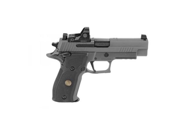 SIG SAUER P226 RXP Legion SAO 9mm Semi-Auto Pistol - Item #: SI226R9LESAORXP / MFG Model #: 226R-9-LEGION-SAO-RXP / UPC: 798681626601 - P226 LEGION 9MM SAO R1PRO 10+1 226R-9-LEGION-SAO-RXP | SAO