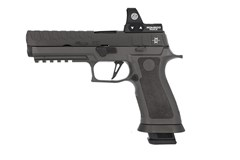 SIG SAUER P320 X-FIVE MAX 9mm  Item #: SI320X59MAXM / MFG Model #: 320X5-9-MAXM / UPC: 798681641925 P320 X5 MAX 9MM 21+1 ROMEO3 320X5-9-MAXM