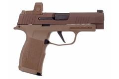 SIG SAUER P365 XL NRA 9mm