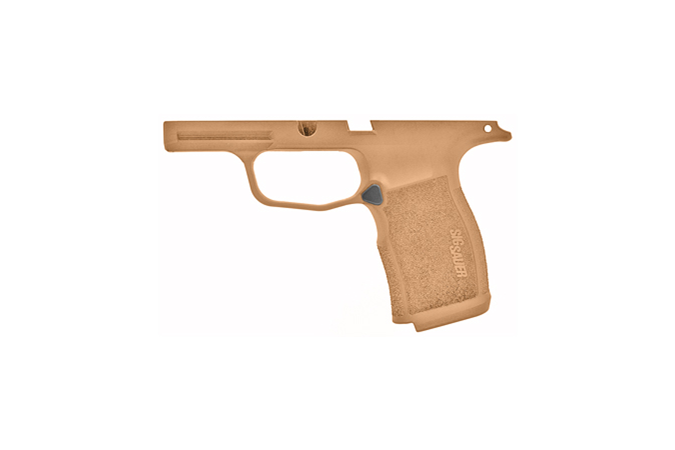 SIG SAUER 365XL Grip Module Assembly  Accessory-Grips - Item #: SI8900263 / MFG Model #: 8900263 / UPC: 798681638017 - GRIP ASY 365XL STANDARD COYOTE 8900263