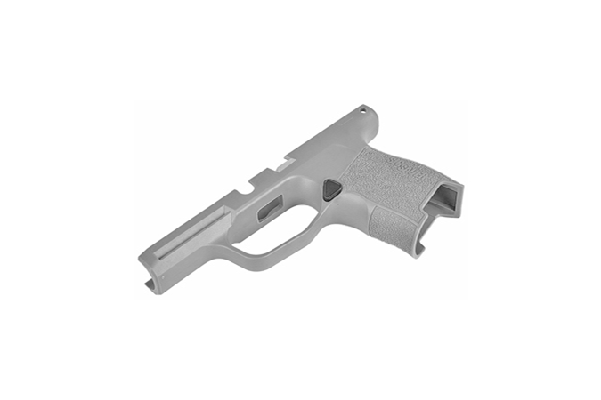 SIG SAUER 365 Grip Module Assembly  Accessory-Grips - Item #: SI8900327 / MFG Model #: 8900327 / UPC: 798681637973 - GRIP ASY 365 STANDARD GRAY 8900327