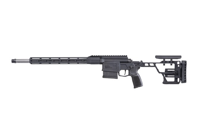 "SIG SAUER Sig CROSS Bolt Action 6.5 Creedmoor Rifle - Item #: SICROSS6518B / MFG Model #: CROSS-65-18B / UPC: 798681625819 - SIG CROSS 6.5CR 18"" BLK 5+1 CROSS-65-18B"