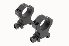 SIG SAUER Alpha1 35mm Scope Rings   Item #: SISOA10025 / MFG Model #: SOA10025 / UPC: 798681616510 ALPHA1 SCOPE RINGS 35MM X-HIGH SOA10024|ALUMINUM|MATTE BLACK
