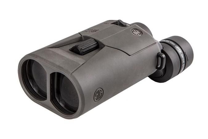 SIG SAUER Zulu 6  Accessory-Binoculars - Item #: SISOZ61601 / MFG Model #: SOZ61601 / UPC: 798681639076 - ZULU 6 BINO 16X42 GRAPHITE SOZ61601|INCLUDES TRIPOD MOUNT