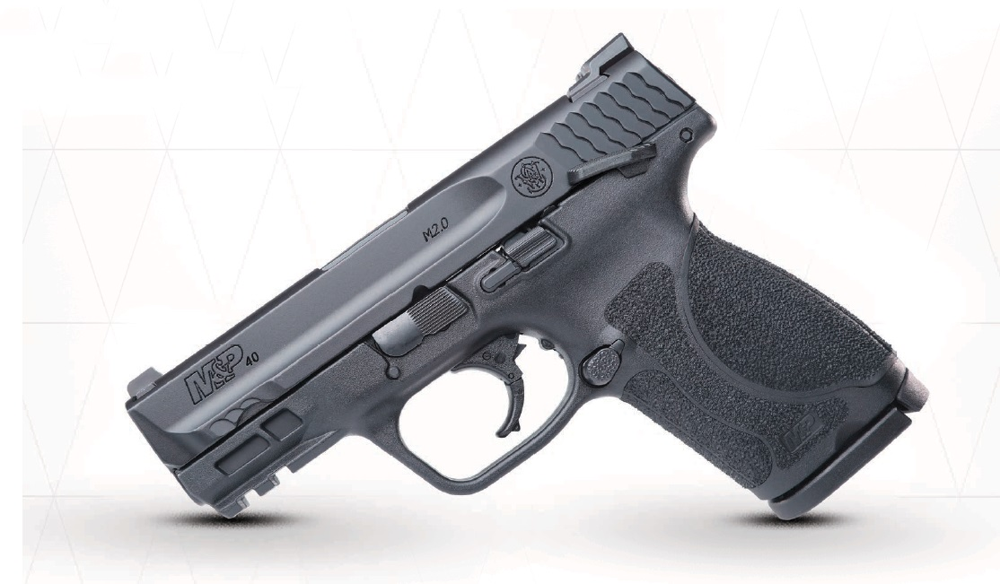 Smith and Wesson M&P40 M2.0 COMPACT 40 S&W
