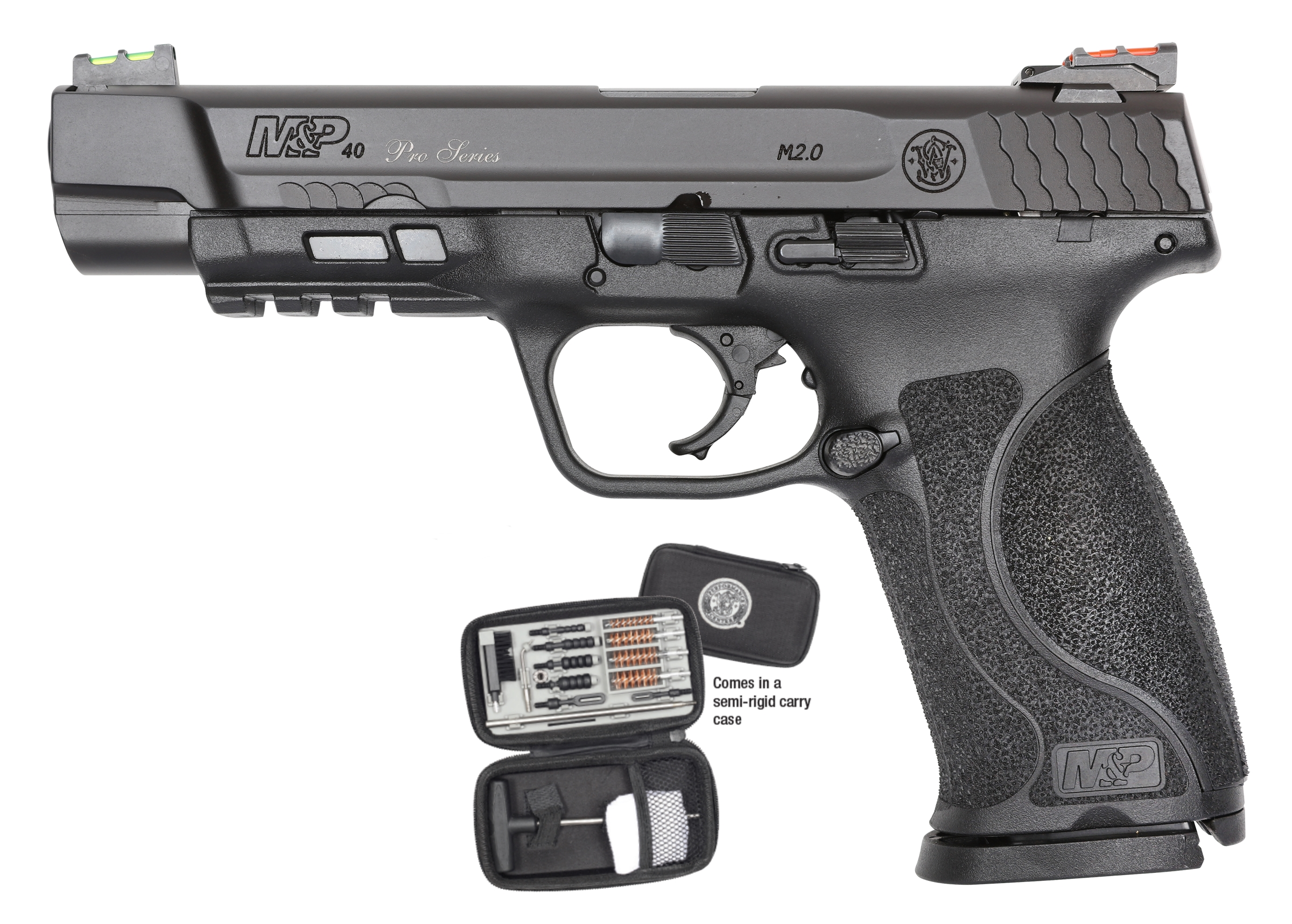 Smith and Wesson M&P40 M2.0 PRO SERIES 40 S&W