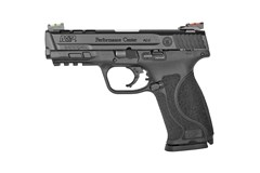 """Smith and Wesson M&P9 M2.0 Performance Center 9mm  Item #: SM11822 / MFG Model #: 11822 / UPC: 022188871333 M&P9 M2.0 PC 9MM 4.25"""" PORTED 11822 