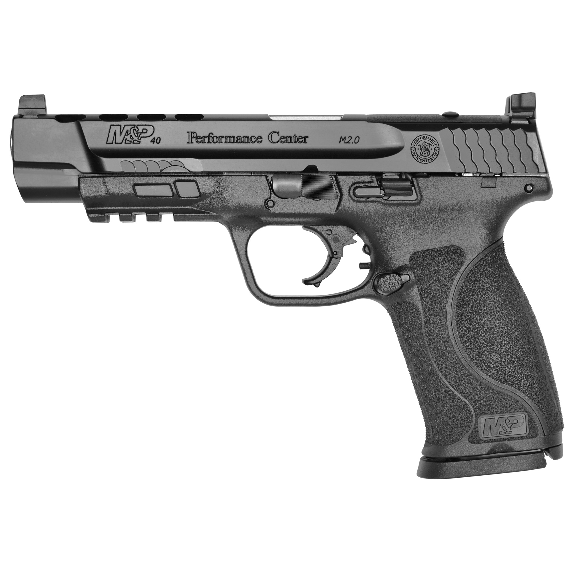 Smith and Wesson M&P40 M2.0 PC PORTED CORE 40 S&W
