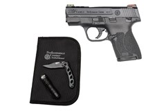 Smith and Wesson M&P9 Shield M2.0 EDC 9mm