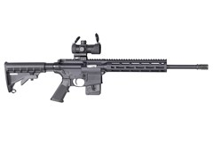 Smith and Wesson M&P15-22 Sport OR 22 LR  Item #: SM12723 / MFG Model #: 12723 / UPC: 022188879414 M&P15-22 SPORT OR 22LR 10+1 12723 | M&P DOT OPTIC