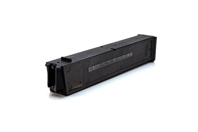 LWRC SMG 45  Accessory-Magazines - Item #: LWL04-0056C01 / MFG Model #: L04-0056C01 / UPC: 850006403844 - MAGAZINE SMG 45ACP 25RD BLACK