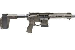 Springfield Armory Saint Victor Pistol 223 Rem | 5.56 NATO  Item #: SFSTV975556GLC / MFG Model #: STV975556GLC / UPC: 706397929053 SAINT VICTR PIST 5.56 ODG 10+1 O.D. GREEN FINISH