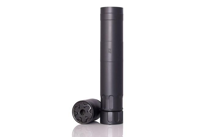 Rugged Suppressors Surge762 30 Caliber | 7.62mm NFA - Silencer - Item #: RGSUR01762 / MFG Model #: SUR01762 / UPC: 859383006006 - SURGE762 7.62 SILENCER BLACK