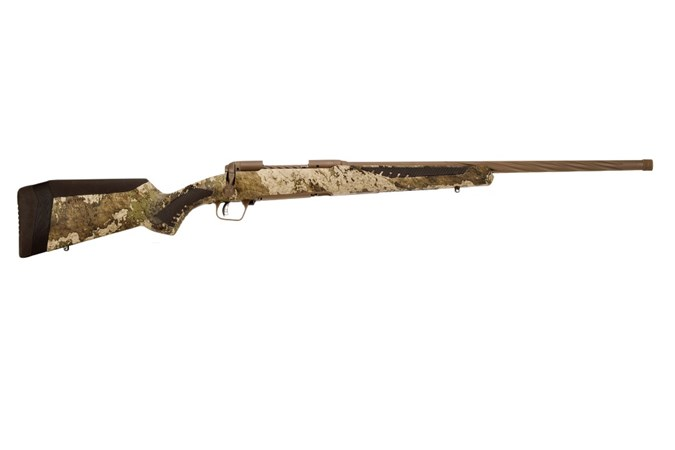 "Savage Arms 110 High Country 308 Win Rifle - Item #: SV110HC308 / MFG Model #: 57410 / UPC: 011356574107 - 110 HIGH COUNTRY 308WIN 22"" TB 57410 