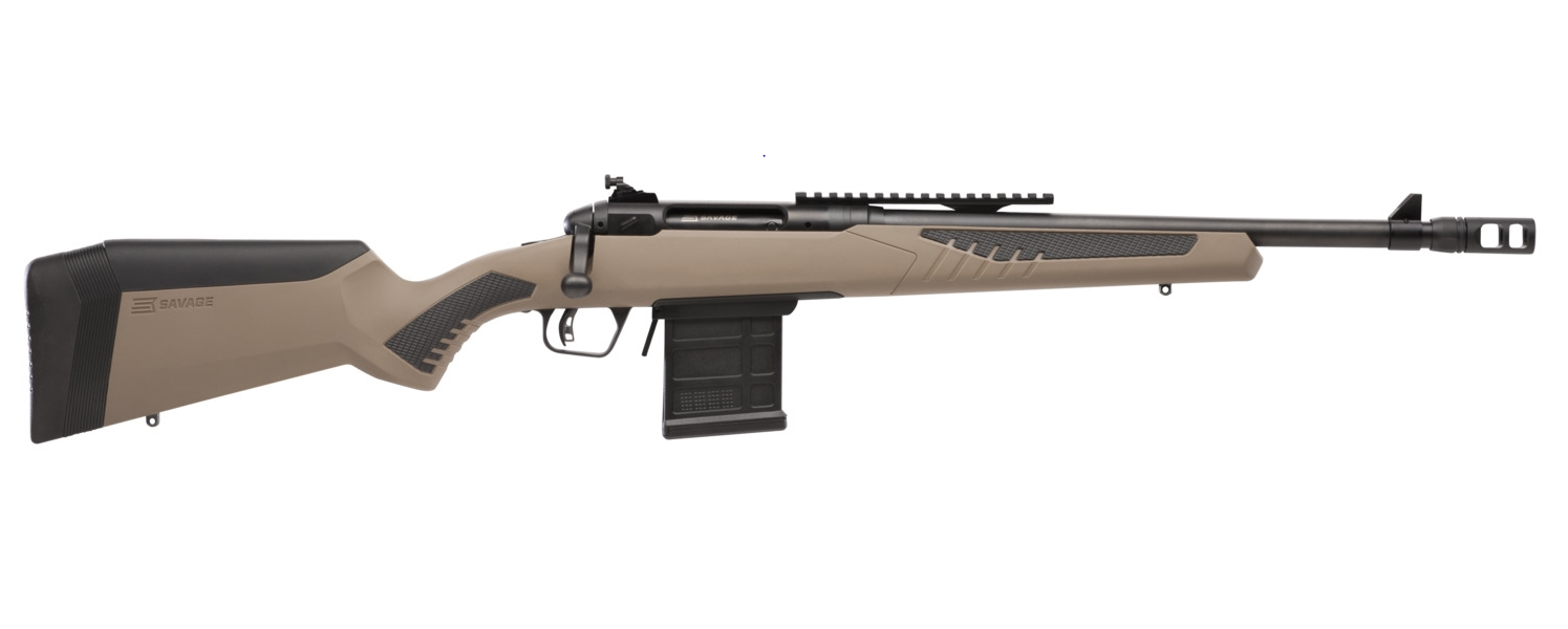 Savage Arms 110 SCOUT 223 REM