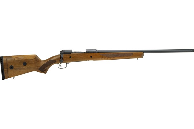 "Savage Arms 110 Classic 300 Win Mag Rifle - Item #: SV110C300WIN / MFG Model #: 57431 / UPC: 011356574312 - 110 CLASSIC 300WIN BL/WD 24"" 57431   DETACHABLE BOX MAG"