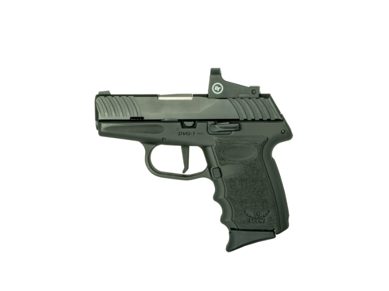 SCCY Industries DVG-1RD 9MM