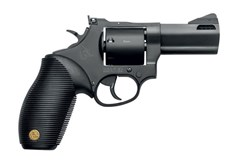 "Taurus 692B (Black) 357 Magnum | 38 Special | 9mm  Item #: TA6923B / MFG Model #: 2-692031 / UPC: 725327616023 692 357MAG BLK 3"" 7RD AS 2-692031